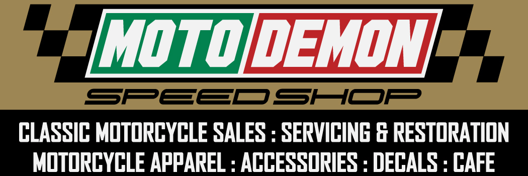 Click here to visit the Motodemon SpeedShop